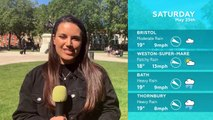 WEATHER: May 25th 2019